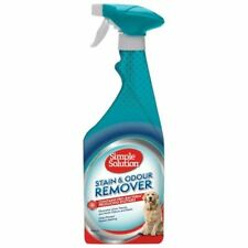 Simple Solution Odour Eliminator Remove Urines Faeces Vomit Stain Repeat Marking