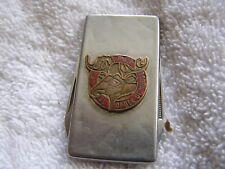 Vintage Order of the Moose Money Clip Pocket Knife