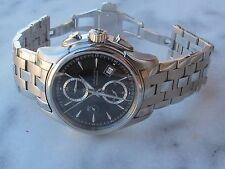 HAMILTON H326160 JAZZMASTER AUTOMATIC CHRONOGRAPH ETA 7750 MENS 43.5mm SWISS