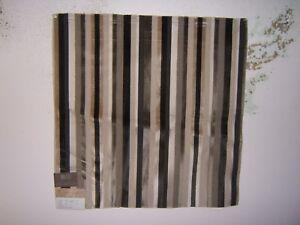 "Highland Court-Philip Gorrivan ""Caswell Stripe"" velvet remnants various colors"