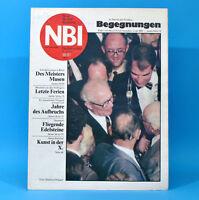 37 DDR Neues Deutschland Juni 1985 Geburtstag Hochzeit 34 SED 35 39 36 38