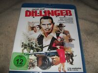 Dillinger (1973) Warren Oates BRAND NEW Region Free Blu-ray