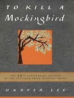 To Kill a Mockingbird by Harper Lee (1999, Hardcover, Anniversary)
