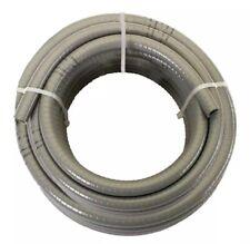 Liquidtight Conduit Non-Metallic Underground 1/2 x 100 ft Rugged PVC Jacket Gray