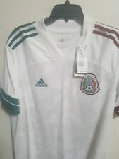 NWTS-2018 Mexico Jersey World Cup Football Soccer -OFFICAL-GENUINE LARGE NEW