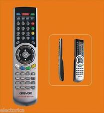 CaptiveWorks 800 Remote Control for Captive Works CW-800s FTA Receiver CW800 700