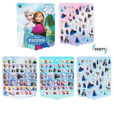 FROZEN ELSA ANNA STICKER BOOK BIRTHDAY PARTY FAVOURS 350 STICKERS LICENSED