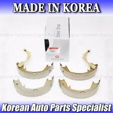 KP Parking Brake Shoes for 01-10 Hyundai Tucson Santa Fe Sportage 58350-2EA10