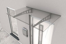Gutta Pultvordach Pico-Top - Haustürvordach 140 x 90 cm Polycarbonat Verbundglas