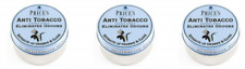 3 x Prices Anti Tobacco Candle in Tin Eliminates Tobacco and Smoking Odours