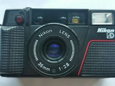 Nikon L35 AD2 - Film Photography (35mm Point and Shoot)
