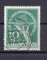 Berlin 68 Währungsgeschädigte 10 Pfg. gestempelt geprüft HD Schlegel (er113)