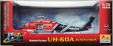Easy Model - UH-60 American Firehawk Helicopter / Hubschrauber 1:72 Neu/OVP
