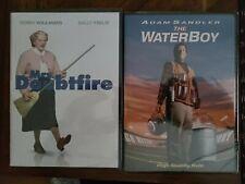 The Waterboy & Mrs. Doubtfire DVD LOT BRAND NEW FACTORY SEALED MINT Adam Sandler