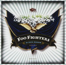 FOO FIGHTERS IN YOUR HONOUR DOUBLE CD NEW