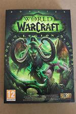 WORLD OF WARCRAFT LEGION PC DVD PL PO POLSKU POLSKA WERSJA POLISH POLNISCH