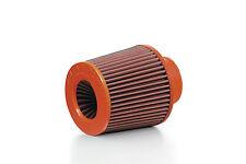 BMC filtros de aire deportivos universal Twin air cónico 100mm puerto 150mm diámetro