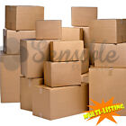 QUALITY HIGH PERFORMANCE 'P-FLUTE' SINGLE WALL CARDBOARD BOXES *HIGH GRADE*
