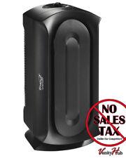 Air Purifiers For Allergies Room Cleaner Permanent Hepa Filter Indoor Home Black