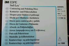 3M ESPE Sof-Lex soflex Contouring Polishing 240 Discs Dental Kit 1980 Black Blue