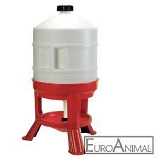 Automatische Geflügeltränke 30 Liter Hühnertränke  mit Trinkteller Gänse Enten