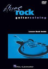 Blues Rock Guitar Soloing DVD Instructional Guitar  DVD NEW 000320395