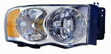 2005 Dodge Ram Pickup New Right/Passenger Side Headlight Assembly