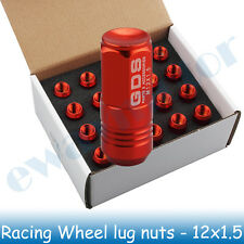 20pc Gold Alminum Tunner Wheel Lug Nuts 50MM M12x1.5 for Toyota Camry Corolla