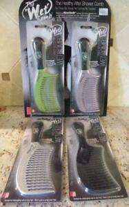 The Wet Comb Pro Select Wave Tooth Detangling Comb! U~Pick The Color