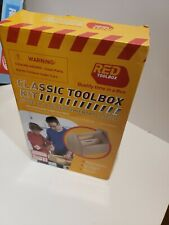 Red Toolbox Classic Toolbox Kit Level 1 Set A Carpentry Kit New open box