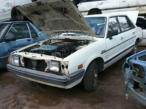SUBARU LEONE 1 seat bolt - WRECKING ALL OTHER PARTS AVAILABLE