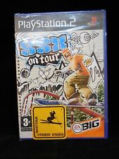 SSK  on tour playstation 2 nuevo y precintado