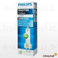 Philips Master Colour CDM-T 50 Watt G12 930 Elite WDL HCI-T HQI HCI