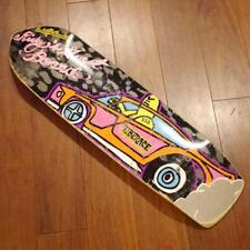 Krooked Skateboard Deck Limited edition of 300 pcs Mark Gonzales Rare From JAPAN