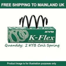 OE Quality KYB Rear Coil Spring (Pair) RA6667 Fits FIAT