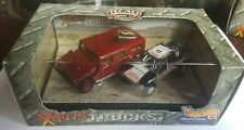 1999 Hot Wheels Collectables Xtreme Trucks Hummer Baja Racer