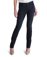 SPANX The Slim X Straight FD1114 Dark Dipped Jeans 26 NWT $148