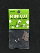 Mini Cut Replacement Blades Ersatzklingen Rundschneider MCB-26 NEU & OVP