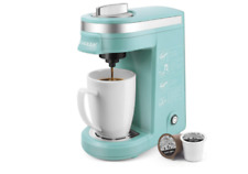 CHULUX Single Serve 12 Ounce Coffee Brewer One Button Operation