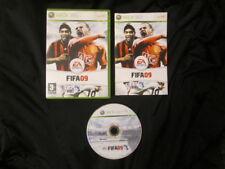 XBOX 360 : FIFA 09 - Completo ! Prima stampa !