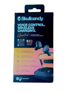 Skullcandy Grind Fuel True Wireless Earbuds with Wireless Charging Case