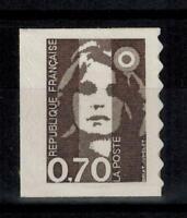 (a60) timbre France autoadhésif n° 6 (2873) neuf** année 1994