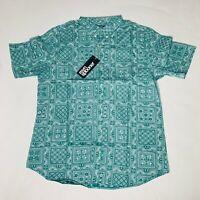 Reyn Spooner Mens Hawaian Shirt Size Extra Large XL Lahaina Mul Tailored Fit New