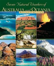 Seven Natural Wonders of Australia and Oceania (Seven Wonders) by Woods, Michae