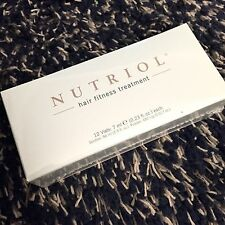Nu Skin Nuskin Nutriol Hair Fitness Treatment Moisturize Hydrate Increase Volum