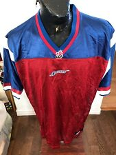 MENS XLarge Reebok Football Jersey CFL Montreal Alouettes