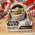 Mandalorian Baby Yoda Star Wars Disney The Child Remote Control Pram Pod