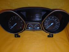 2013 2014 Ford Focus Speedometer Instrument Cluster Dash Panel Gauges 24,346