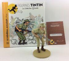 Collection officielle figurine Tintin Moulinsart 56 Alcazar