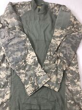 Army FROG Massif - MED - Military Flame Resistant ACS Army L/S Shirt CAMO